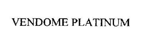 VENDOME PLATINUM
