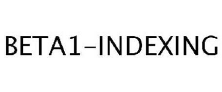 BETA1-INDEXING