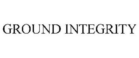 GROUND INTEGRITY