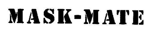 MASK-MATE