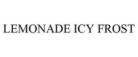 LEMONADE ICY FROST