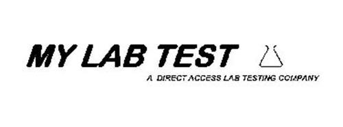 MY LAB TEST A DIRECT ACCESS LAB TESTING COMPANY
