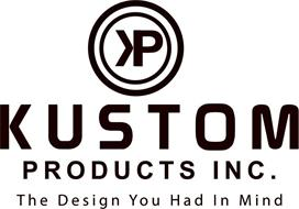 KP KUSTOM PRODUCTS INC. THE DESIGN YOU HAD IN MIND
