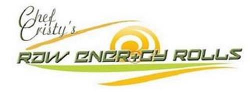 CHEF CRISTY'S RAW ENER+GY ROLLS