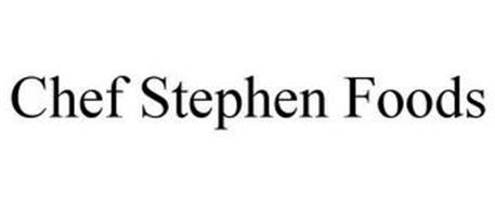 CHEF STEPHEN FOODS
