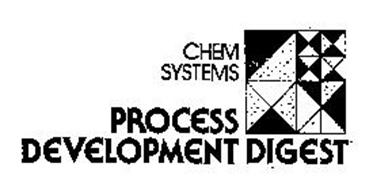 CHEM SYSTEMS PROCESS DEVELOPMENT DIGEST