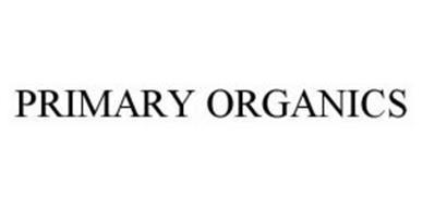 PRIMARY ORGANICS