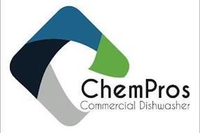 CHEMPROS COMMERCIAL DISHWASHER