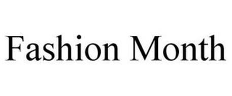 FASHION MONTH