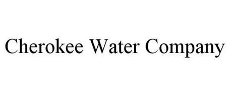 CHEROKEE WATER COMPANY