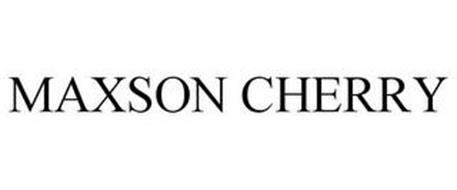 MAXSON CHERRY