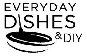 EVERYDAY DISHES & DIY