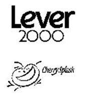 LEVER 2000 CHERRY SPLASH