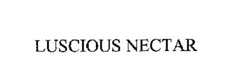 LUSCIOUS NECTAR