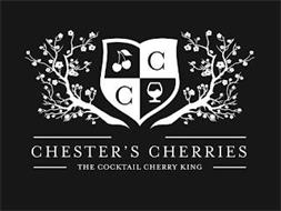 CC CHESTERS CHERRIES THE COCKTAIL CHERRY KING