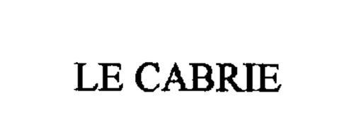 LE CABRIE
