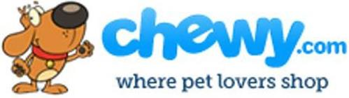 CHEWY.COM WHERE PET LOVERS SHOP