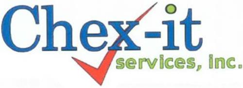CHEX-IT SERVICES, INC.