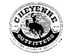 CHEYENNE OUTFITTERS WESTERN RANCHMAN OUTFITTERS EST. 1936