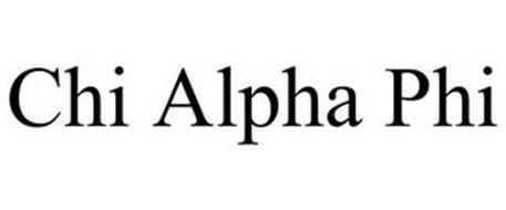 CHI ALPHA PHI