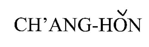 CH'ANG-HON