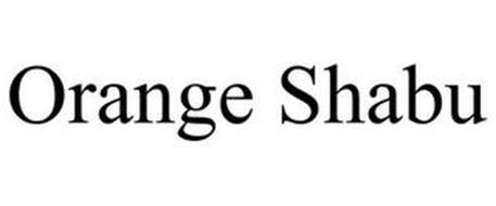 ORANGE SHABU