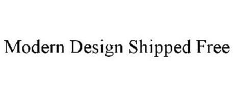 MODERN DESIGN SHIPPED FREE