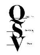 QSV QUALITY SERVICE VALUE