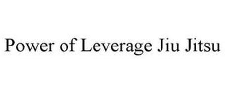 POWER OF LEVERAGE JIU JITSU