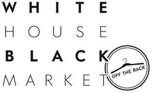 WHITE HOUSE BLACK MARKET OFF THE RACK