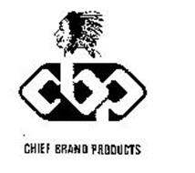CBP CHIEF BRAND PRODUCTS