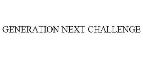 GENERATION NEXT CHALLENGE
