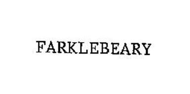 FARKLEBEARY