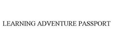 LEARNING ADVENTURE PASSPORT