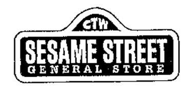 Ctw Sesame Street General Store Trademark Of Children S