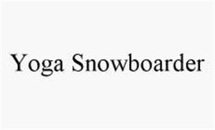 YOGA SNOWBOARDER