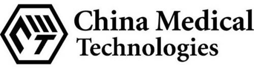 CMT CHINA MEDICAL TECHNOLOGIES