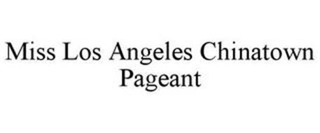 MISS LOS ANGELES CHINATOWN PAGEANT
