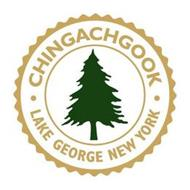 CHINGACHGOOK · LAKE GEORGE NEW YORK ·