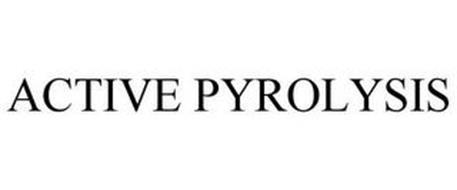 ACTIVE PYROLYSIS