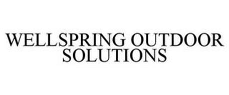 WELLSPRING OUTDOOR SOLUTIONS
