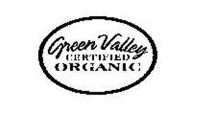 GREEN VALLEY CERTIFIED ORGANIC