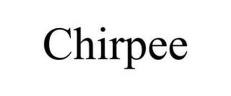 CHIRPEE