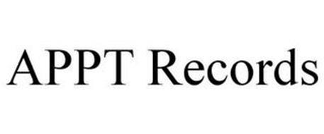 APPT RECORDS