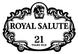 ROYAL SALUTE 21 YEARS OLD