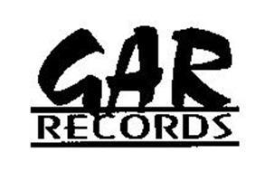 GAR RECORDS