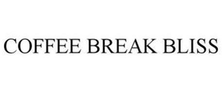 COFFEE BREAK BLISS