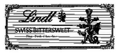 Lindt Swiss Bittersweet Fine Dark Chocolate