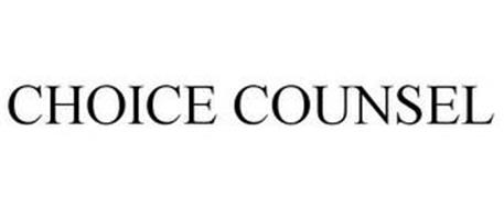 CHOICE COUNSEL