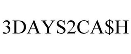 3DAYS2CA$H